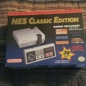 NES Classic Edition New in the box